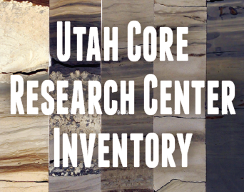 Utah Core Research Center Inventory