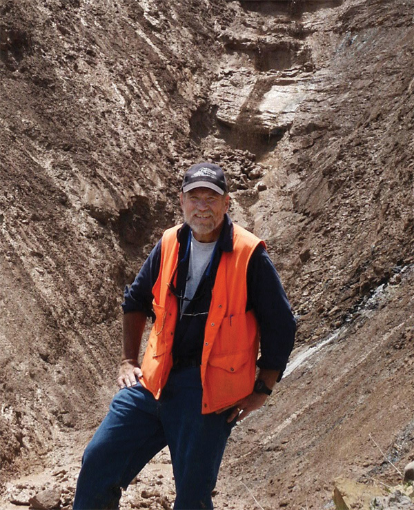 William Lund, Geologist, Utah Geological Survey
