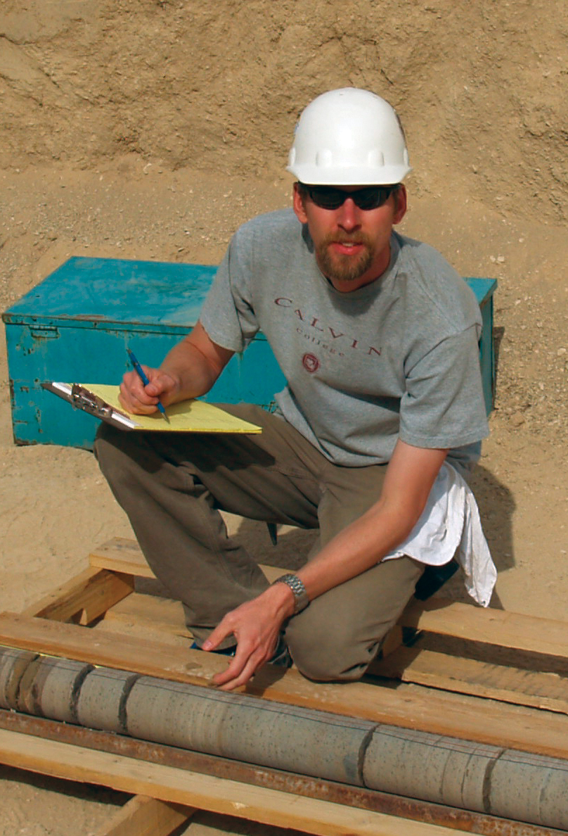 Michael Vanden Berg, Geologist, Utah Geological Survey