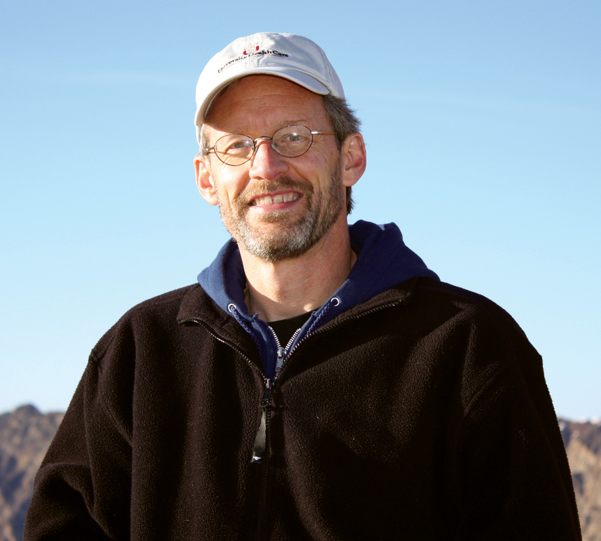Michael Hylland, Geologist, Utah Geological Survey