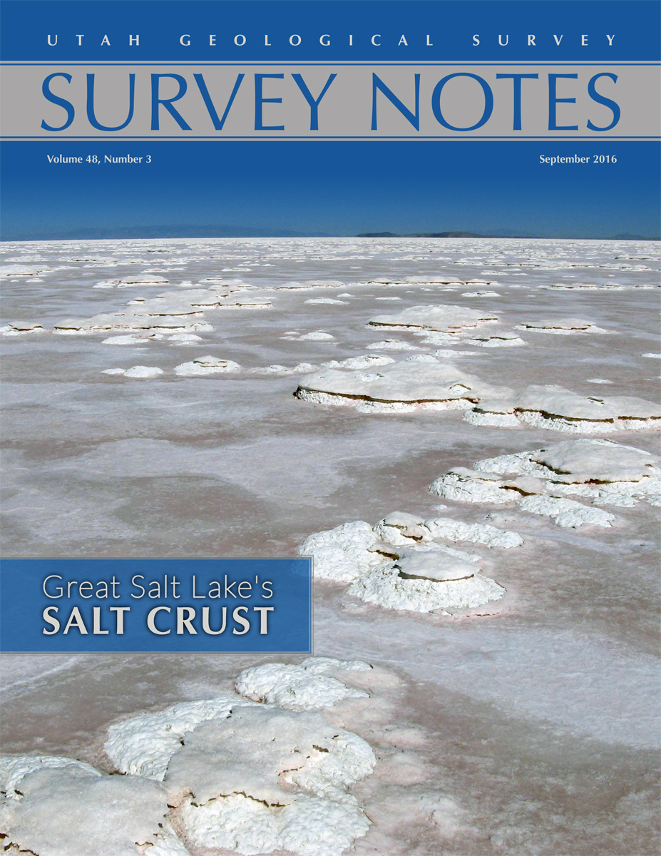 Survey Notes v.48 no.3, September 2016