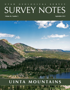 Survey Notes v.46 no.3, September 2014